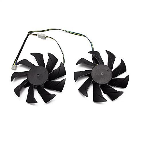 Reemplazo del Ventilador del Enfriador de 85 mm DC 12V 4PIN VGA para Zotac GTX1060 6GB OC GTX 1060 3GB Gráficos Tarjeta de Video Fans de enfriamiento