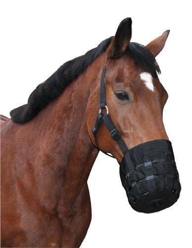 Kerbl 321626 Museruola per cavalli, Nylon, COB