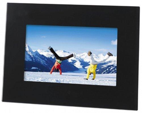 "Braun DigiFrame 1160 - Marco Digital (28,7 cm (11.3""), 768 x 480 Pixeles, LCD, JPG, AVI, MP3) Negro"