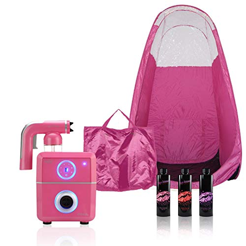 Tanning Essentials Pink Rapid Kit - Funkissed Trial - Pink Tent