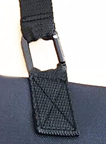 DogShell Car / SUV Dog Pet Heavy-Duty Back Seat Cover Extended Platform Bridge