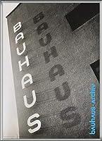 ポスター バウハウス schriftzug am bauhaus dessau 額装品 アルミ製ハイグレードフレーム(シルバー)