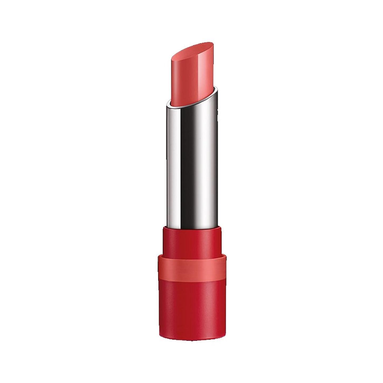 優先権溶けたコンパクト(6 Pack) RIMMEL LONDON The Only 1 Matte Lipstick - Keep It Coral (並行輸入品)