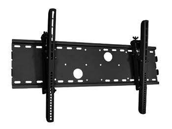 Black Adjustable Tilt/Tilting Wall Mount Bracket for Samsung TOC UN46B6000 46  Inch LED HDTV TV Television