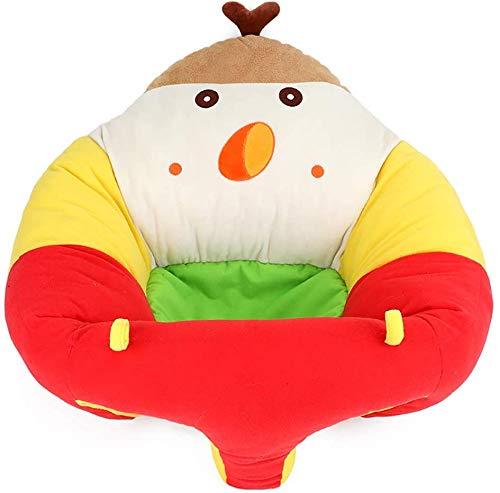 Baby Sofa Lernen Sitzstuhl Kindergarten Unterstützung Sitzkissen Schutz Plüsch Kissen Säugling Sitting Chair Baby Support Sitz