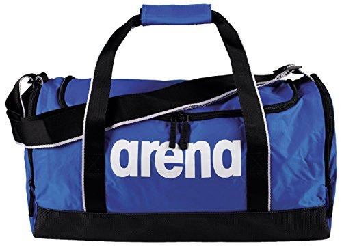arena Unisex Sporttasche Schwimmtasche Spiky 2 Gross (Geräumig, Wasserabweisend, Schnelltrocknend, 51x23x26cm), blau (Royal Team), One Size