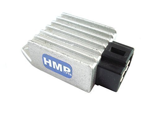 HMParts Gleichrichter für alle China - 4 Takt - Roller/Pit Bike/Dirt Bike/ATV 50-125ccm