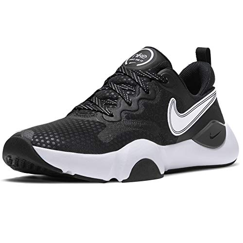 Nike SpeedRep, Scarpe da Ginnastica Donna, Black/White-Dk Smoke Grey-Pure Platinum, 42.5 EU