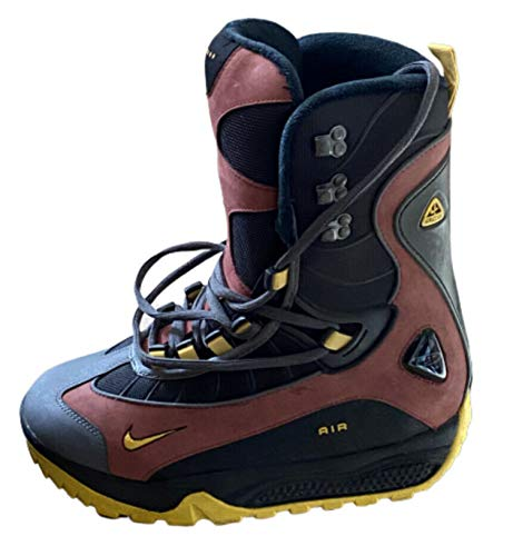 Nike ACG Pumori Snowboardstiefel Original Vintage 1999 Herren UK 10.5, US 11.5