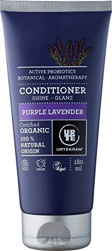 Urtekram paars lavendel conditioner Bio, met actieve probiotica, 180 ml