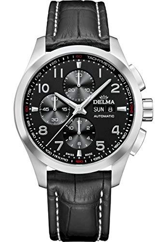 DELMA - Armbanduhr - Herren - Klondike Classic - 41601.660.6.032