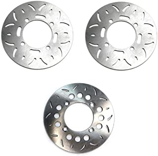 for 1998-2009 Arctic Cat 500 4x4 Volar Front Brake Rotor Disc 8 inch