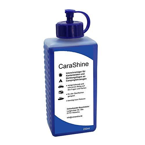 tumundo CaraShine Intensivreiniger für Kantenleisten und Dichtungsfugen Reinigungsmittel Fliesenreiniger Campingfahrzeugen 250ml Fugen-Reiniger, Menge:1 Stück
