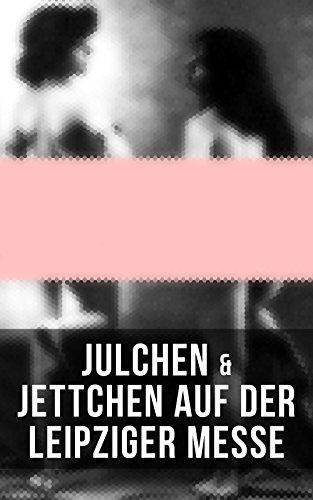 Julchen & Jettchen auf der Leipziger Messe: Zwei heißblütige Verkäuferinnen geben sich in erotischen Liebesspielen hin