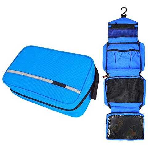 Neceser Viaje Hombre y Mujer,Neceser Maquillaje Pack Neceser Baño Toiletry Kit, Boic...