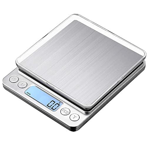 Balance numérique, Balance de précision/Pèse-Lettre/Balance/Or Balance/Balance de Poche, Très Près, Professionnelle de Wake Up Easy, Pocket Scale, 1000g/0.1g