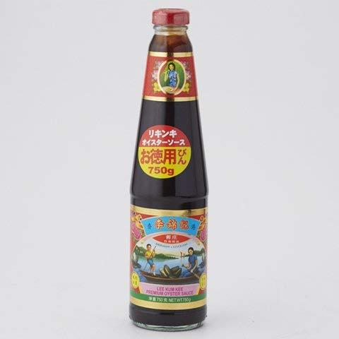 リキンキ オイスターソース瓶 750g 4個