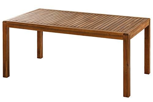 Dehner Gartentisch Lima, ca. 160 x 75 x 90 cm, FSC® Akazienholz, braun
