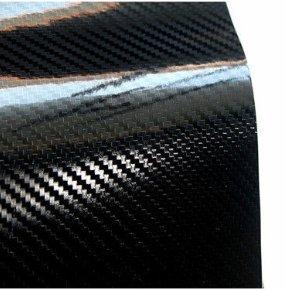 Film 100 X 150 cm-Carbone 5D Car WRAPPING Voiture Moto Haute Qualité EXTRA Brillant