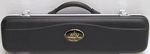 Sky Flute ABS C foot Flute Hard Case Durable