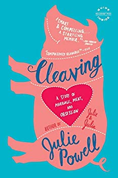 Paperback Cleaving: A Story of Marriage, Meat, and Obsession Book