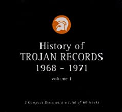 History of Trojan Records Volume 1: 1968-1971