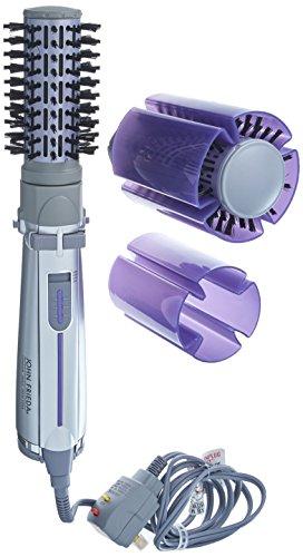 John Frieda Hot Air Brush, 1 1/2-inch AND 2-inch Brush Attachments