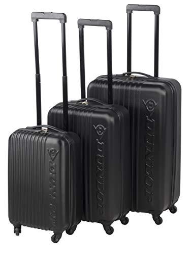 Dunlop T2-B1637 koffer met wieltjes, 3 stuks x T2 x B1637