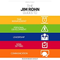 The Jim Rohn Guides Complete Set By Jim Rohn Audiobook Audible Com