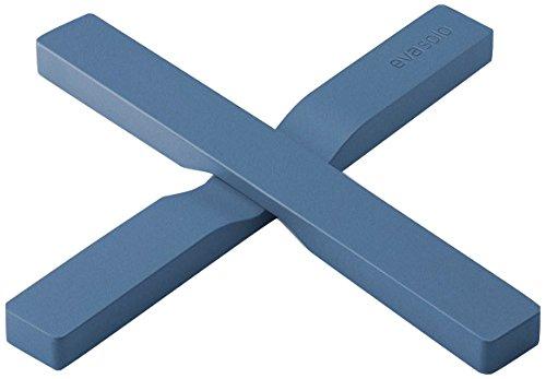 Eva Solo 530737 - Posavasos magnético para ollas, sartenes o Placas, Nailon, Moonlight Azul, 18,9 x 2,2 x 1,1 cm