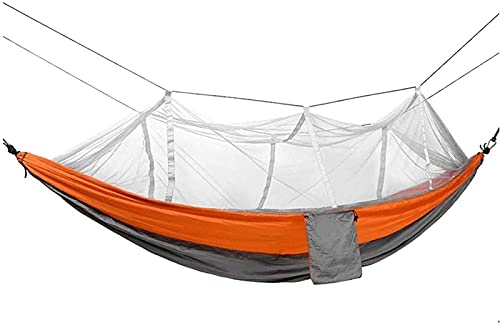QUERT Hamaca portátil Ultraligero Paracaídas Hamaca Árbol Cinturón Persona durmiendo Cama Envío Directo Camping al Aire Libre Viaje Hamaca portátil Viaje