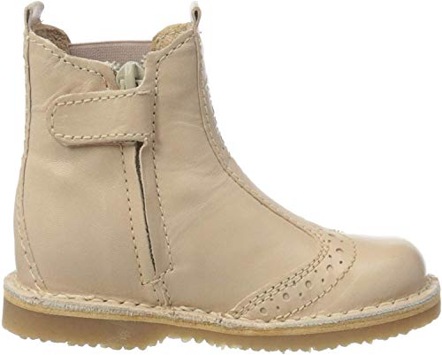 Bisgaard Mädchen MASI Chelsea Boots, Pink (Nude 1616), 35 EU