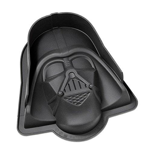 Molde XL para hornear tortas Star Wars - Darth Vader