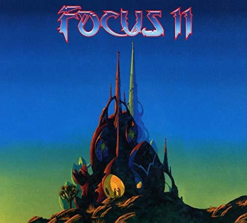 Focus 11 (6 Panel Digipak)