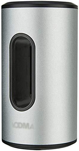 Relaxbx UV-sterilisator licht UV-ozon kiemdodende lamp elektronische deodorant koelkast deodorant kledingkast schoenenkast sterilisatie auto luchtreiniger zwart