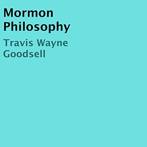 Mormon Philosophy cover art