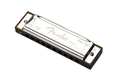 Fender 099-0701-006 Blues Deluxe Harmonica - e