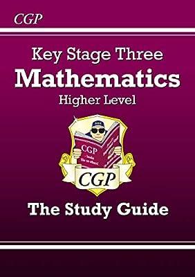 KS3 Maths Study Guide - Higher (CGP KS3 Maths) from Coordination Group Publications Ltd (CGP)