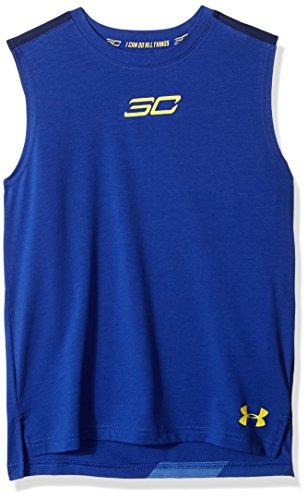 Under Armour Sc30 - Camiseta de tirantes talla grande, color