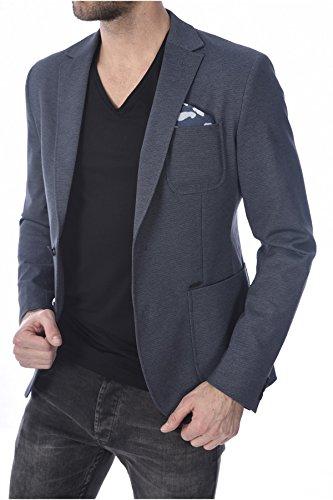 Guess - Veste Blazer Casual Bleu (XL)