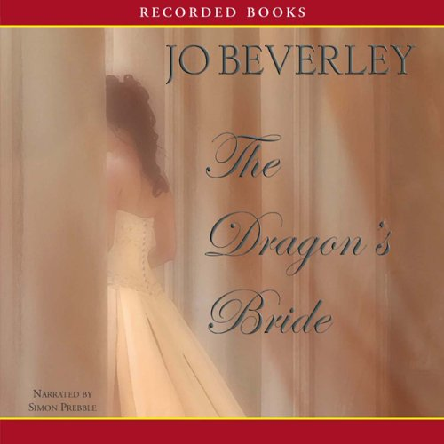 The Dragon's Bride audiobook cover art