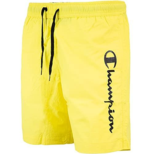 Champion Swimshorts Badeshorts (L, Yellow, l)