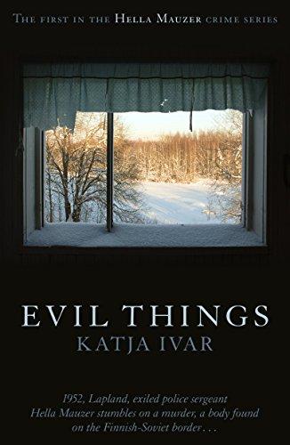Evil Things (Hella Mauzer Book 1)