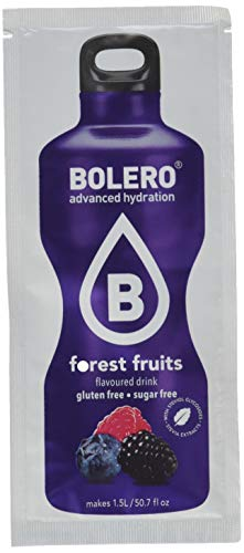 Bolero Classic Forest Fruit Ohne Pfand, 12 Stück