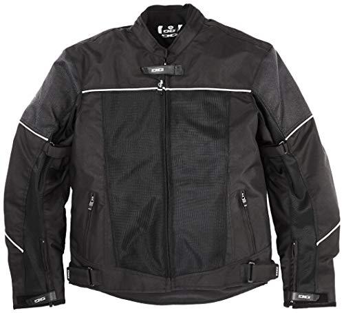 DG Heren zomerjas, Zwart, Maat S