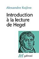 Introduction a la lecture de hegel