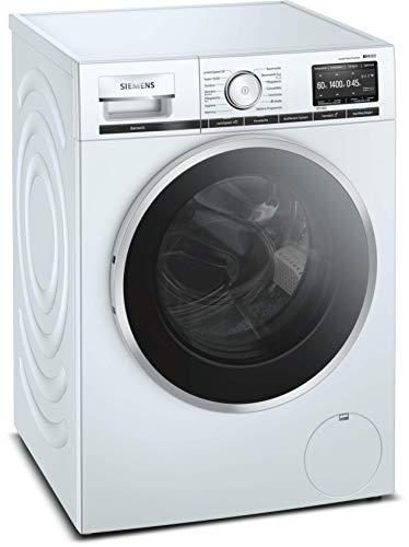 Siemens iQ800 WM14VG40 - Lavadora (9 kg, A+++, 152 kWh, 1400 rpm, compatible con Home Connect, sistema antimanchas, SpeedPack XL para un lavado rápido)
