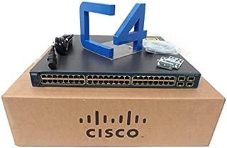Cisco Catalyst 3560G-48TS - switch - 48 ports - managed - desktop (WS-C3560G-48TS-S) -