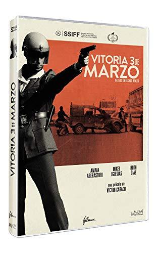 Vitoria, 3 de marzo [DVD]