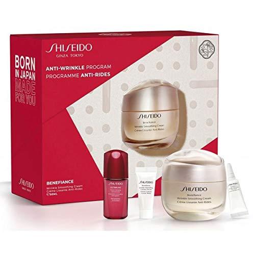 Shiseido - Estuche Benefiance Wrinkle Smoothing